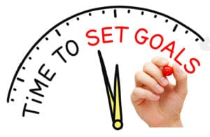 goal setting with an executive coach