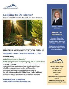 Executive Coach Mindfulness Meditation